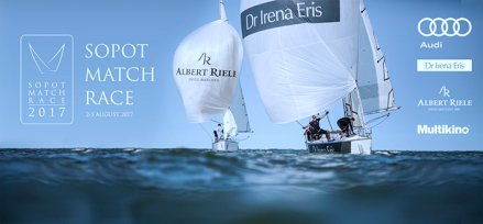 Regaty Sopot Match Race gotowe do startu!